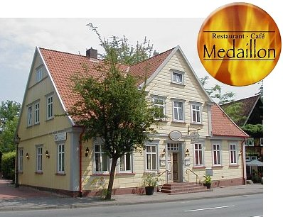 Walsrode Restaurant Café Medaillon Ehemals Ratskeller Familie